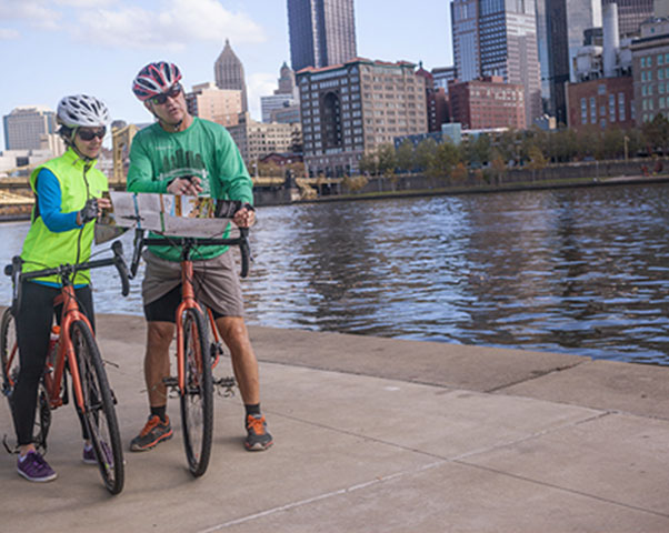 Image Thumbnail: Rent a Bike and Take a Self-Guided Tour of the Burgh! - Reserve Now!